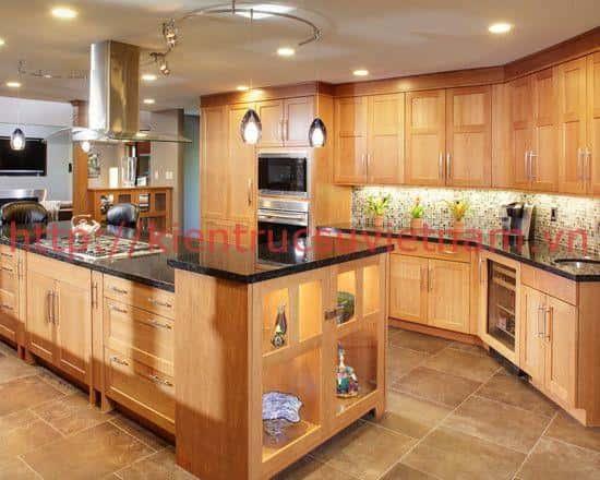 mau tubep dep - 19 Mẫu tủ bếp đẹp được nhiều người ưa thích