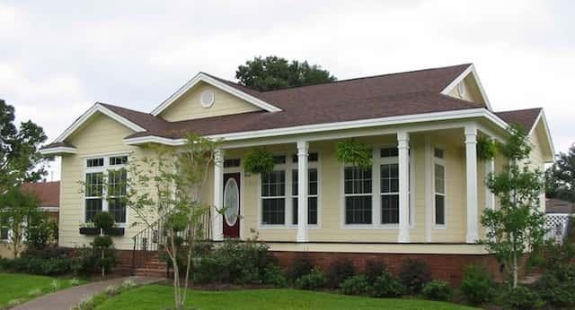 nha 1 tang mai thai dep 7 - 25 Mẫu thiết kế nhà mái ngói đẹp được nhiều người ưa thích