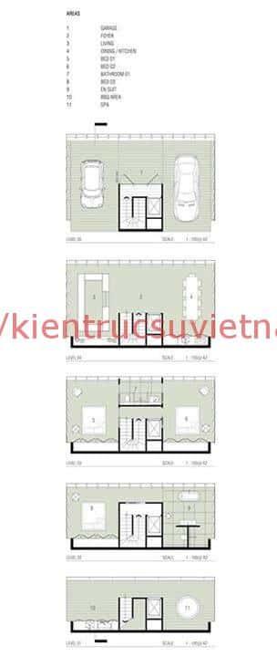 nha vach bien dep 3 - Ngôi nhà được thiết kế ở vách biển độc đáo