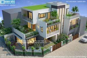 thi cong biet thu 3 tang 3 1 300x200 - Tư vấn mẫu thiết kế biệt thự đẹp ở Đà Nẵng