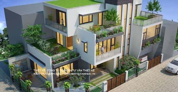 Xây nhà trọn gói, dịch vụ xây nhà trọn gói chuyên nghiệp uy tín