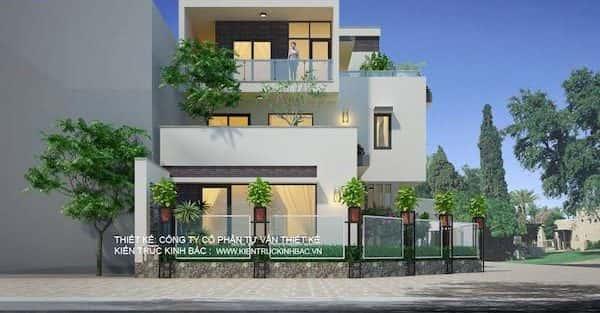 Thiết kế nhà đẹp ở tại Hà Nội