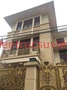 thi cong biet thu 3 tang ong lanh soc son 4 225x300 - Thi công xây dựng biệt thự ở tại Thái Bình