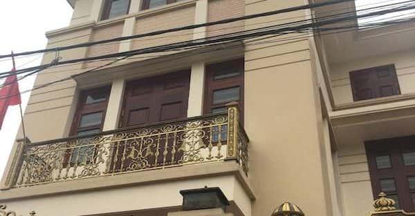 Thi công xây dựng biệt thự ở tại Thái Bình
