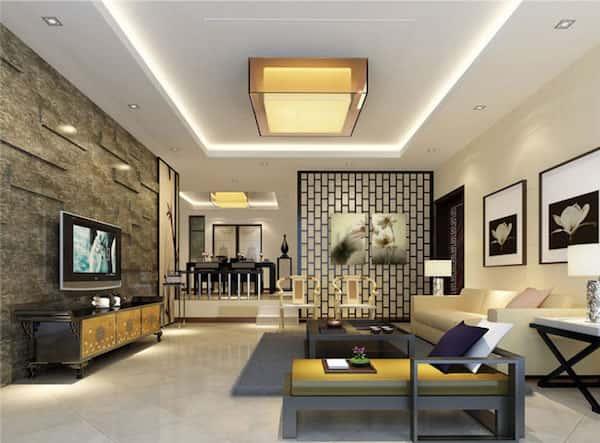 thiet ke noi that phong khach 4 - Thiết kế nội thất phòng khách - 4 bước đơn giản tạo nên không gian đẹp