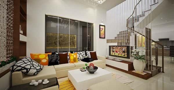 16 Mẫu thiết kế nội thất phòng khách đẹp