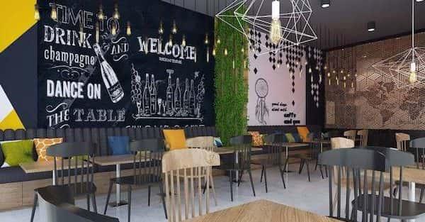 Thiết kế quán cafe đẹp tại Quận Ninh Kiều, TP Cần Thơ