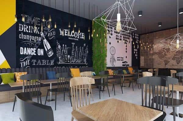 thiet ke quan cafe can tho - Các dự án thiết kế quán cafe đã thực hiện tại Đà Nẵng