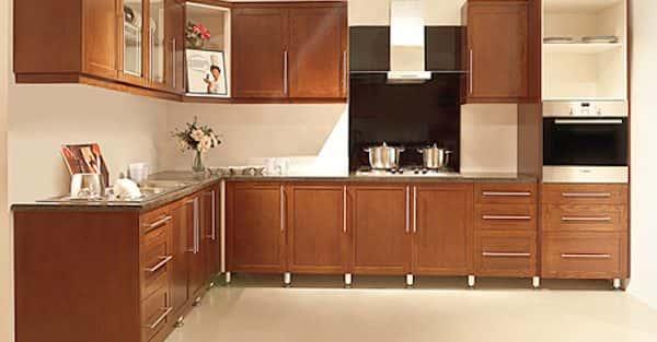 19 Mẫu tủ bếp đẹp được nhiều người ưa thích