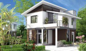 Tư vấn thiết kế biệt thự vườn hiện đại 300x177 - Mẫu nhà cấp 4 mặt tiền 5m