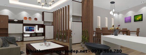 Tư vấn thiết kế nội thất nhà 1 tầng e1502550374613 - Tư vấn thiết kế nội thất gia lai