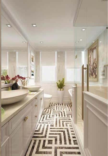 biet thu vinhomes the harmony noi that 5 - Thiết kế nội thất biệt thự Vinhomes Riverside sang trọng và đẳng cấp