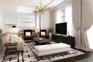 biet thu vinhomes the harmony noi that 9 300x199 - Tư vấn thiết kế nội thất chung cư 85m2
