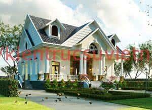nhavuon4 1 300x217 - Tư vấn thiết kế mặt bằng biệt thự 1 tầng đẹp