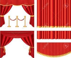 rem san khau 6 300x246 - Tư vấn cách chọn rèm sân khấu hội trường đẹp
