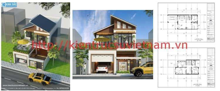 Báo giá thiết kế: Nhà, biệt thự, nội thất