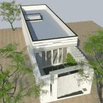 Tư vấn thiết kế nhà 1 tầng 4x15m