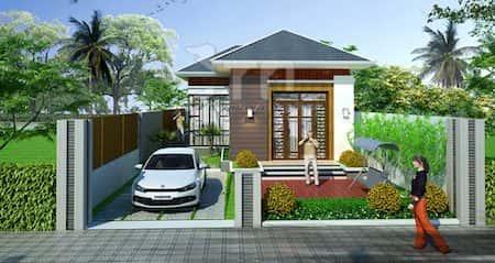 16 Mẫu thiết kế nhà 1 tầng đẹp tiết kiệm chi phí xây dựng