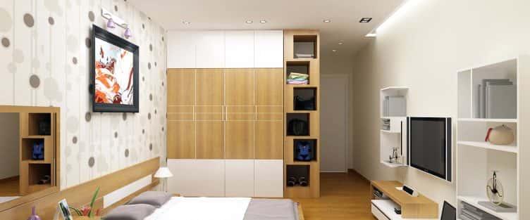 Tư vấn thiết kế nội thất chung cư 3 phòng ngủ