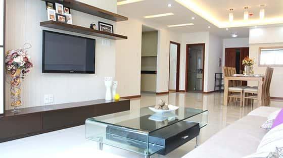 Tư vấn thiết kế nội thất chung cư 60m2