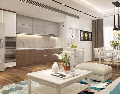 Tư vấn thiết kế nội thất chung cư xala