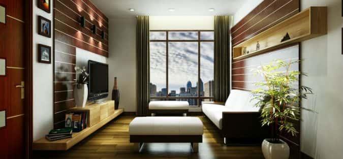 Tư vấn thiết kế nội thất goldmark city