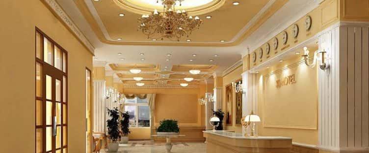 Tư vấn thiết kế nội thất khách sạn 5 sao