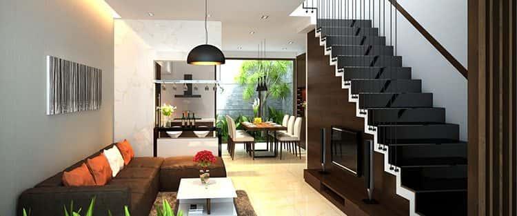 Tư vấn thiết kế nội thất không gian nhỏ