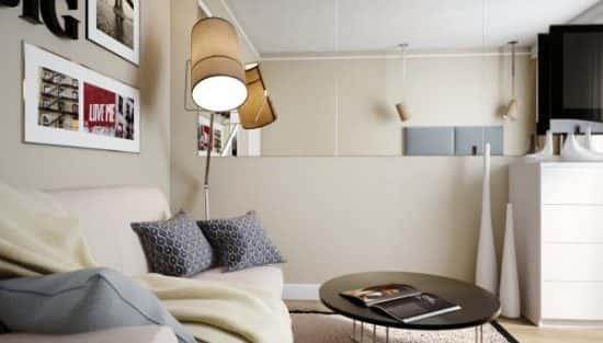 Tư vấn thiết kế nội thất nhà 25m2