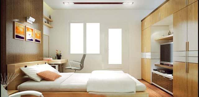 Tư vấn thiết kế nội thất phòng ngủ 15m2