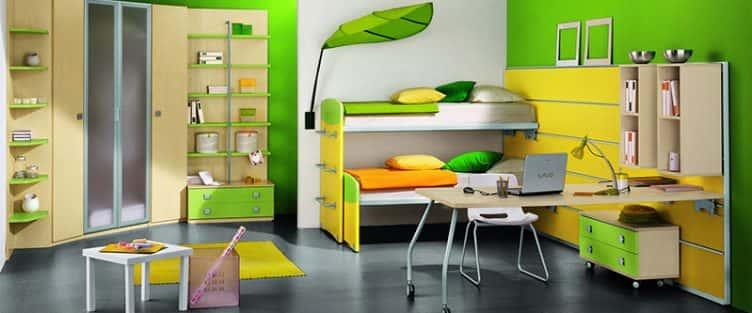 Tư vấn thiết kế nội thất phòng trẻ em