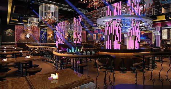 Tư vấn thiết kế nội thất quán bar