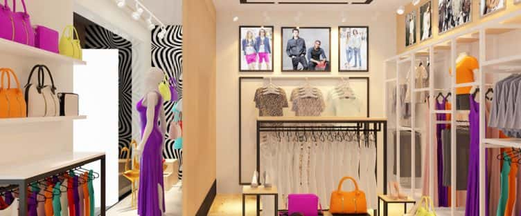 Tư vấn thiết kế nội thất showroom cửa hàng