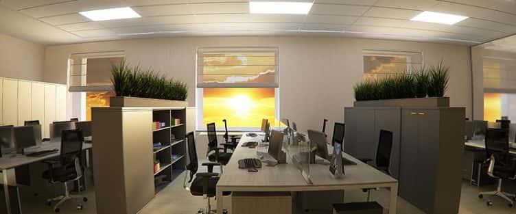 Tư vấn thiết kế nội thất văn phòng đẹp