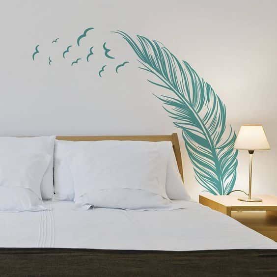 ve tranh tuong dep 14 - Vẽ tranh tường cho nhà hàng, khách sạn