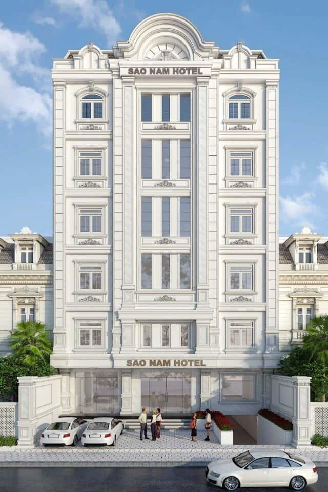 8e5907ce8713604d3902 - Thiết kế khách sạn cổ điển sang trọng