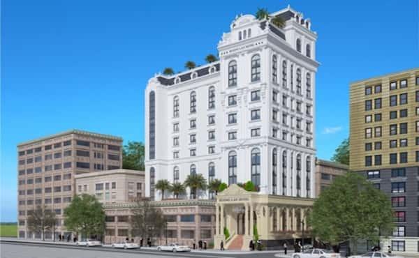 khach san co dien 14 - Thiết kế khách sạn cổ điển sang trọng