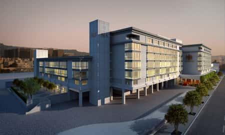 mau khach san dep 1 - Thiết kế khách sạn hiện đại đẹp sang trọng đẳng cấp