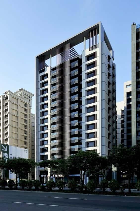 mau khach san dep 14 - Thiết kế khách sạn hiện đại đẹp sang trọng đẳng cấp