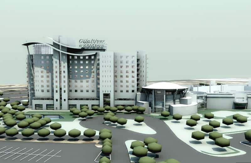 mau khach san dep 2 - Thiết kế khách sạn hiện đại đẹp sang trọng đẳng cấp