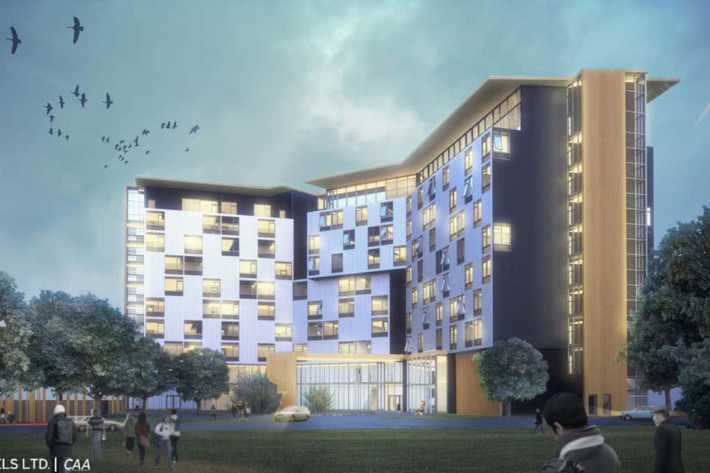 mau khach san dep 3 - Thiết kế khách sạn hiện đại đẹp sang trọng đẳng cấp
