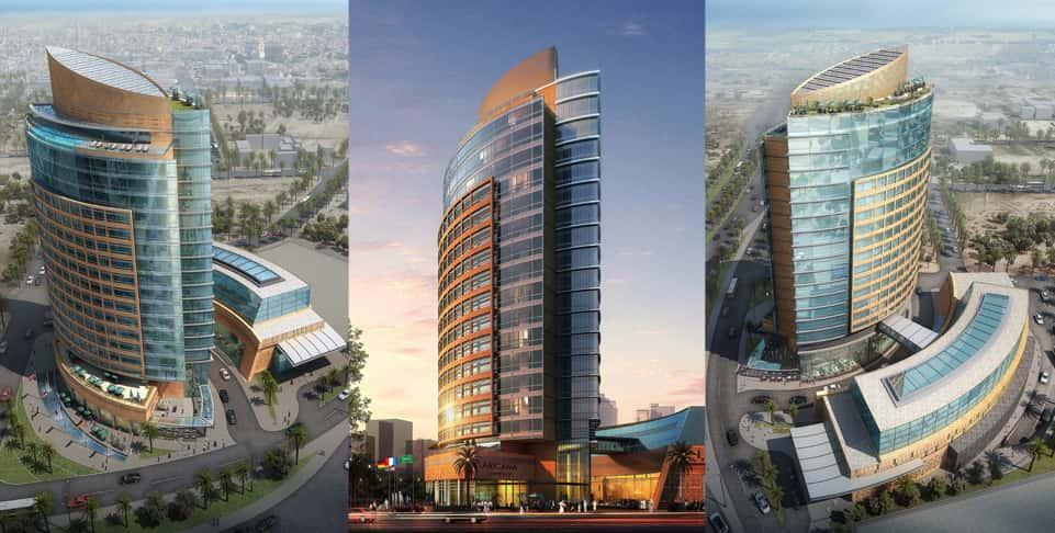 mau khach san dep 5 - Thiết kế khách sạn hiện đại đẹp sang trọng đẳng cấp