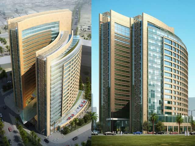 mau khach san dep 6 - Thiết kế khách sạn hiện đại đẹp sang trọng đẳng cấp