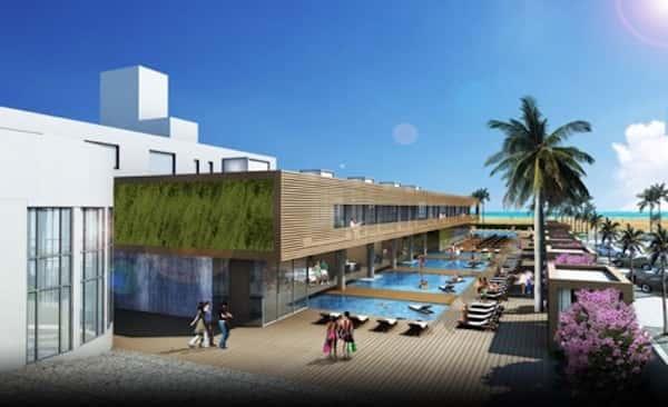 thiet ke khach san bien 3 - Thiết kế khách sạn biển đẹp và sang trọng
