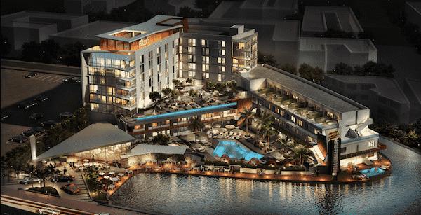 thiet ke khach san bien - Thiết kế khách sạn biển đẹp và sang trọng