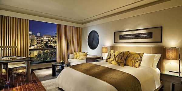Thiết kế phòng khách sạn