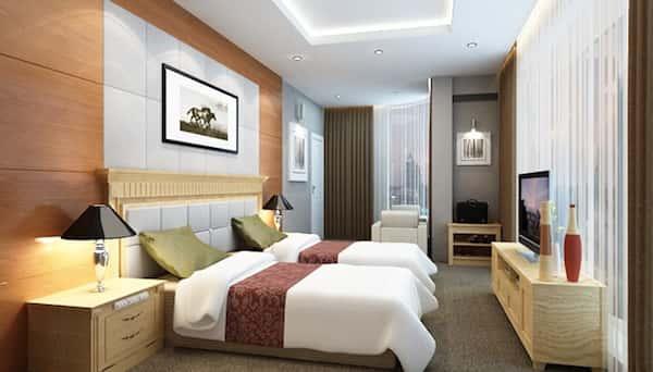 thiet ke phong khach san 5 - Thiết kế phòng khách sạn