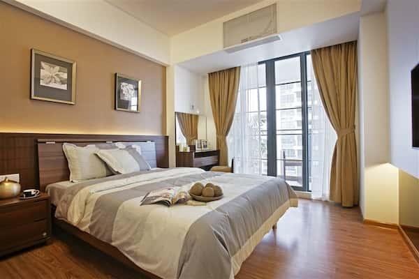 thiet ke phong khach san - Thiết kế phòng khách sạn