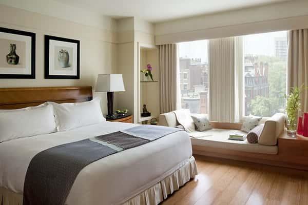 thiet ke phong ngu khach san 1 - Thiết kế nội thất chung cư 2 phòng ngủ