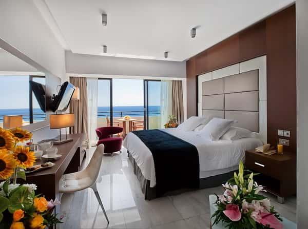 thiet ke phong ngu khach san 5 - Thiết kế nội thất chung cư 2 phòng ngủ